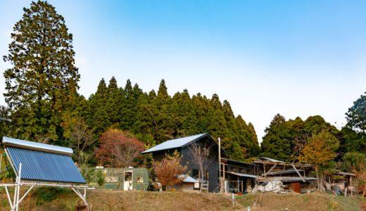 【活動レポート】三瀬でのセルフビルディングを見学させていただきました!