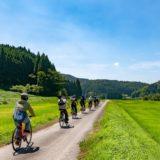 【シーズン終了】夏の三瀬高原で涼やかに~🚲 『サイクリング♪ × ブルーベリー狩り』の期間限定チケットを販売します